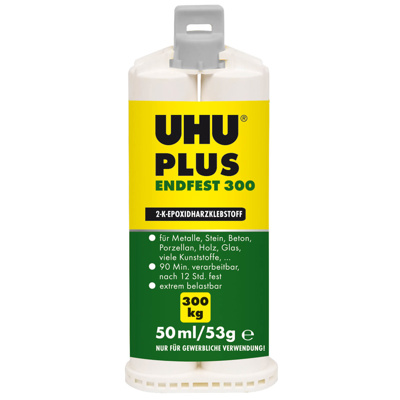 UHU plus endfest 300